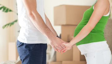 Pregnant and Relocating: How to Ease Moving Pains