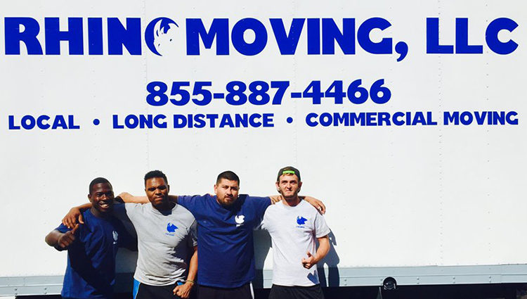 Professional movers in San Diego