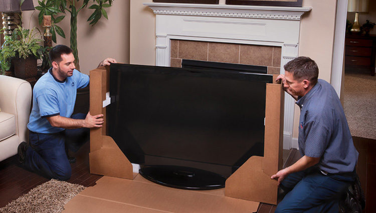 Tips For Packing A Flat-Screen Television
