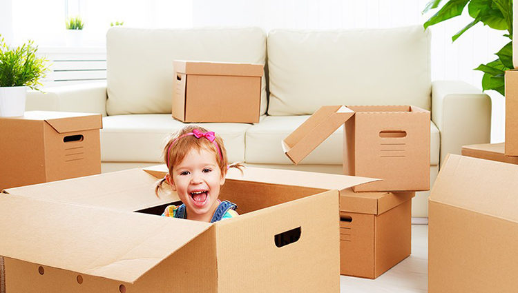 Moving With Kids: Made (A Little More) Simple