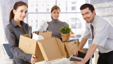 CORPORATE Moving Services San Diego