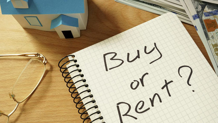 Buy a Home or Rent a Home?