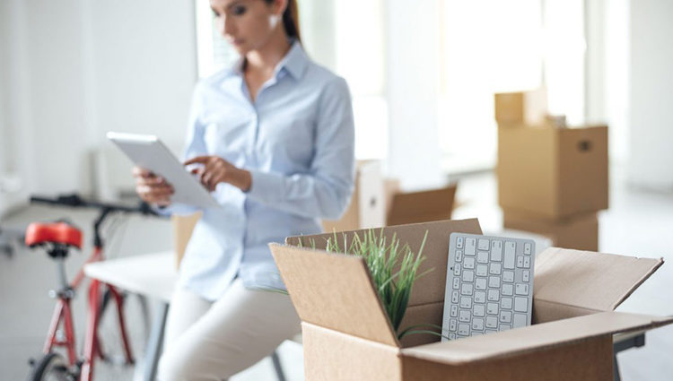 OFFICE MOVING. NEW OPPORTUNITIES WITHOUT SEPARATION FROM BUSINESS